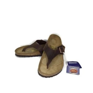 Authentic Birkenstock Thong Sandals Size 41